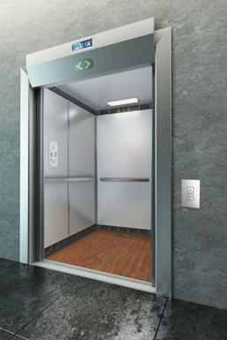Больничные лифты КМЗ