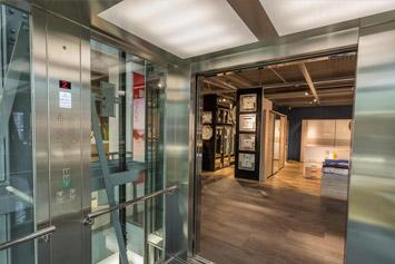 Коммерческие и общественные лифты