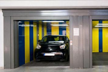 Автомобильные и грузовые лифты