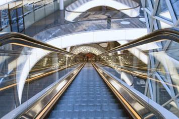 Тоннельные эскалаторы